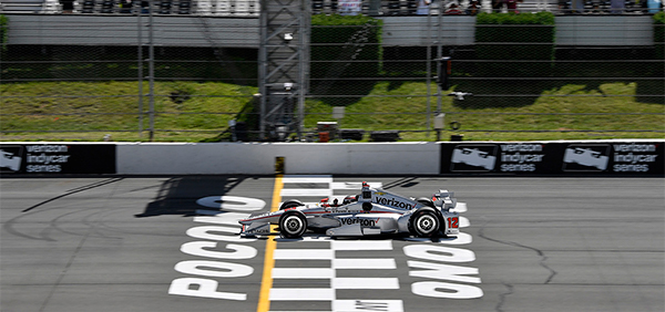 Power pulls in Pagenaud
