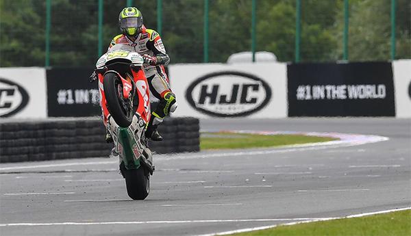 Crutchlow: MotoGP's brave heart