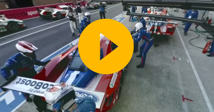 Watch: Le Mans 2016 in 360-degrees