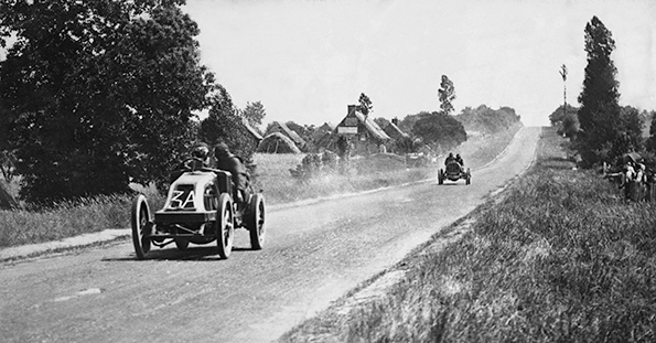 23 –1906 French GP