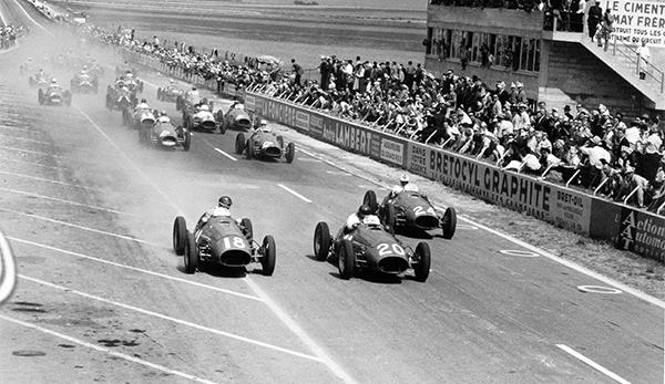 27 –1953 French GP