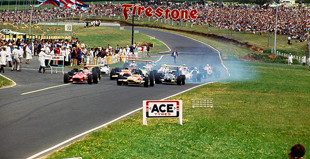 Chris Amon: A history of wins