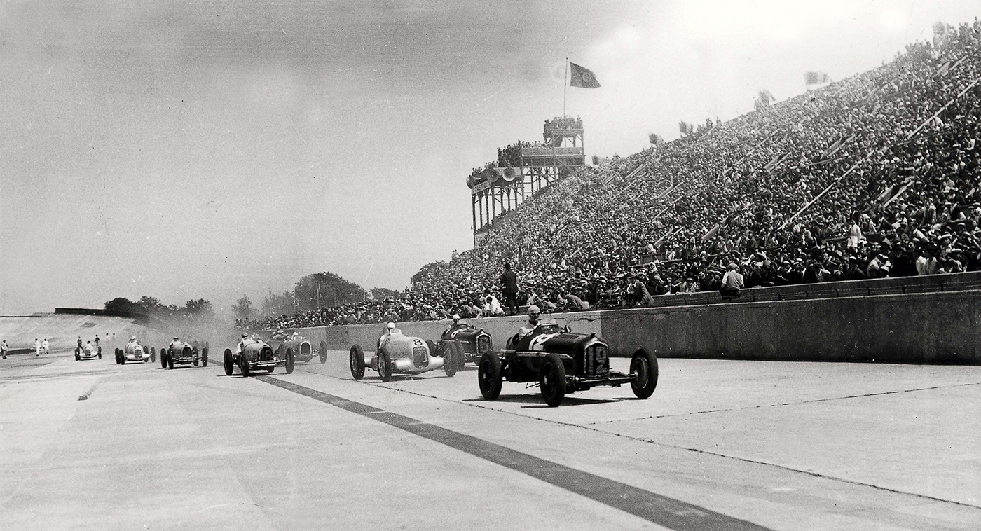 29 – 1934 French GP