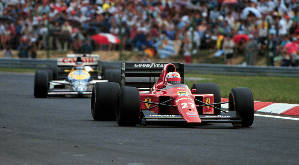 28 – 1989 Hungarian GP