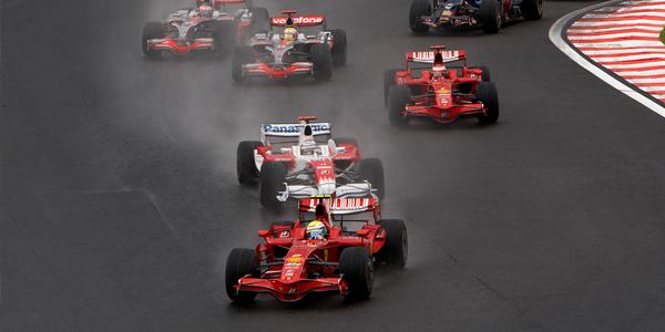 7 –2008 Brazilian GP