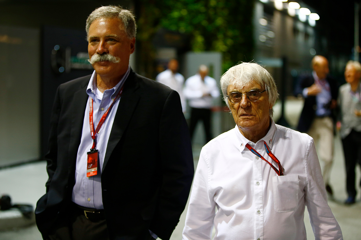 What the Liberty Media purchase means for F1 in the USA