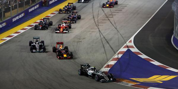 Ten Singapore Grand Prix facts