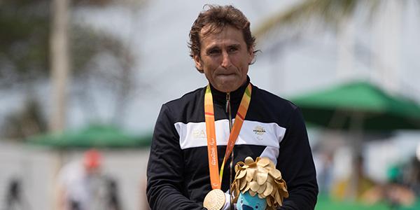 Updated gallery: Zanardi's Paralympics