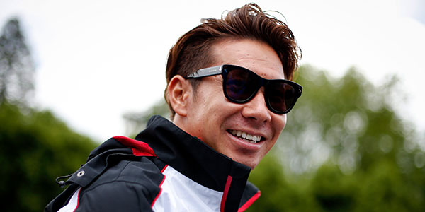 Twelve questions for Kamui Kobayashi