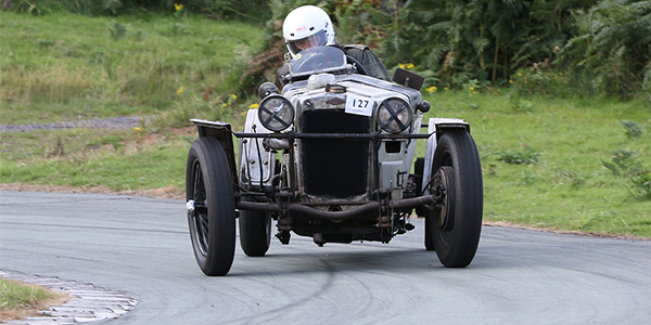VSCC hillclimb season wraps at Loton Park