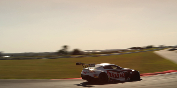 Aston's Adam searching for second British GT title