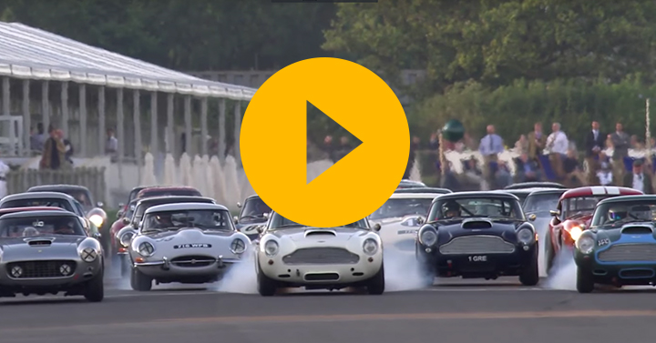 Watch: Goodwood Revival 2016 highlights