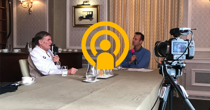 Dick Bennetts: Royal Automobile Club Talk Show