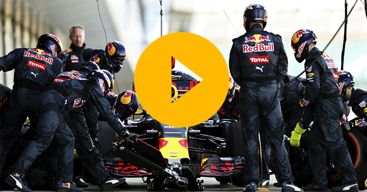 Watch: The history of the pit stop: gone in two seconds