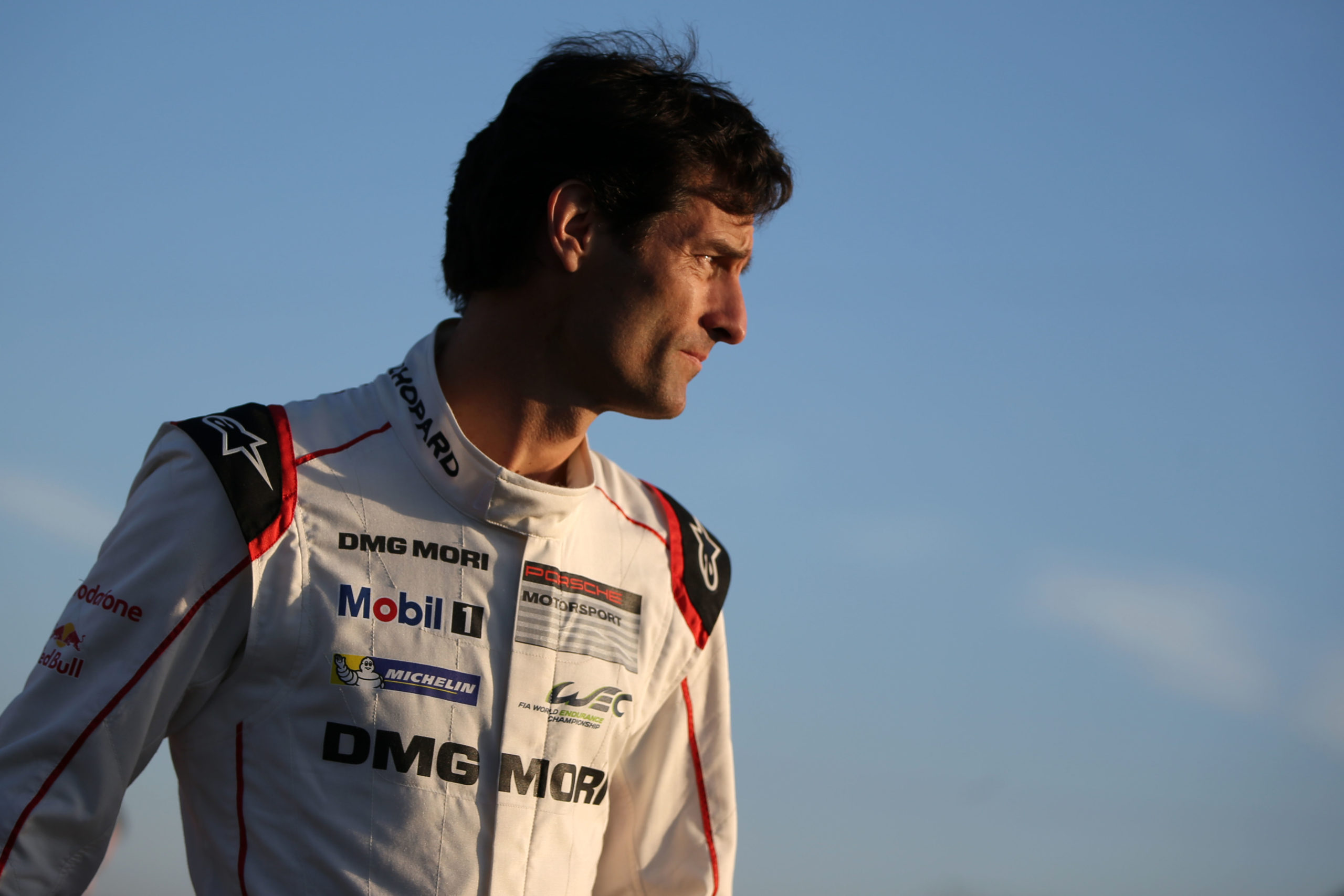 "Webber: ""We're the benchmark"""