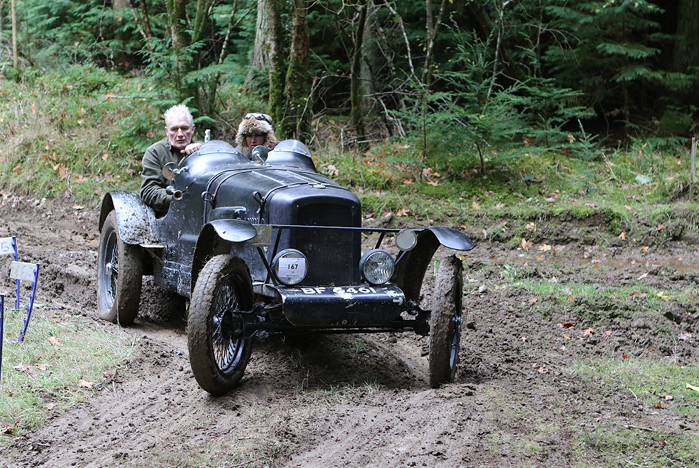 Golightly bags VSCC Welsh Trial