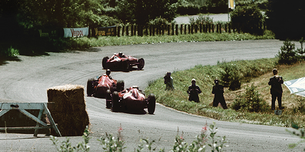 4 – 1957 German GP