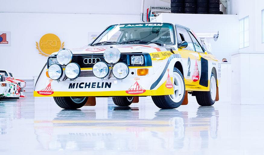 Audi Quattro S1 E2 gallery