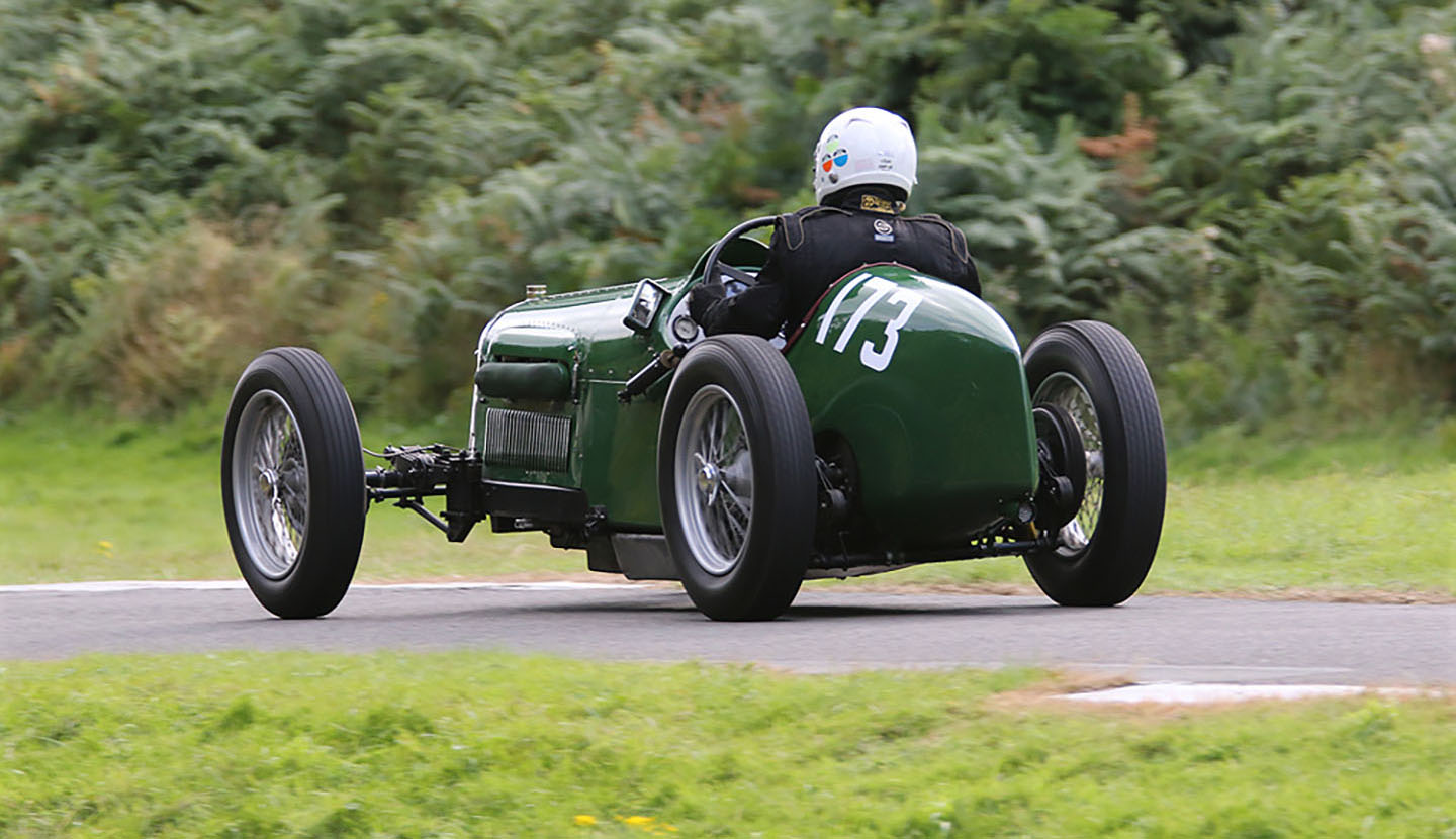 Lees tops VSCC Speed Championship