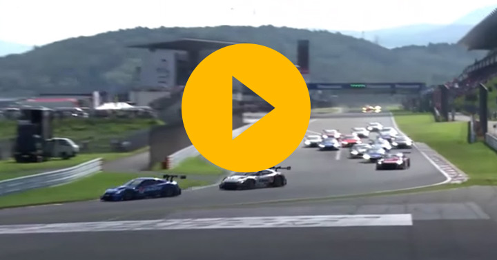 Watch: Super GT live on NismoTV