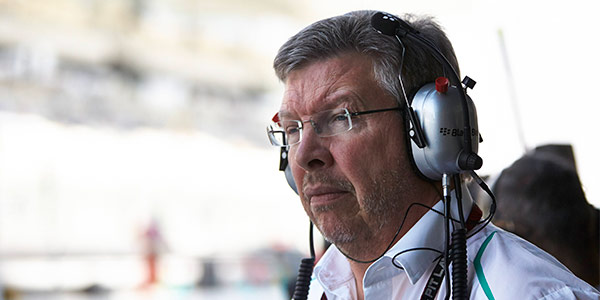 Ross Brawn set for F1 return