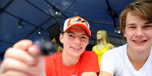 Holland's other rising racer
