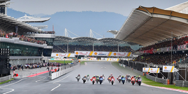 MotoGP: bigger than Formula 1?
