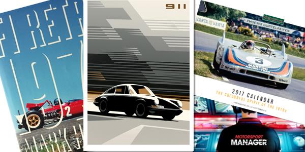 The Motor Sport gift guide: pt I