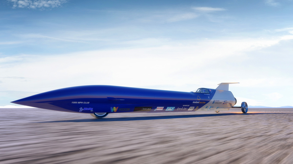 Land speed record chasers united
