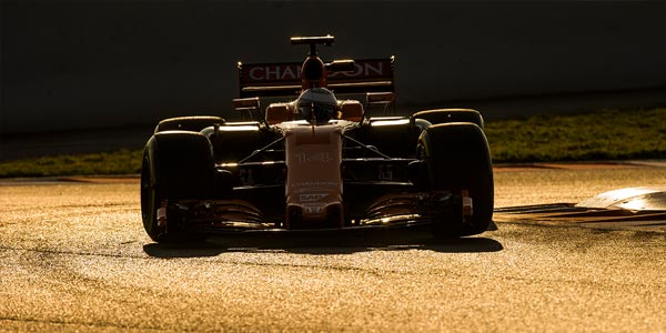 The faster, raw and physical F1