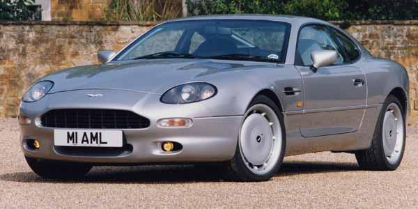 The Jaguar that became an Aston Martin