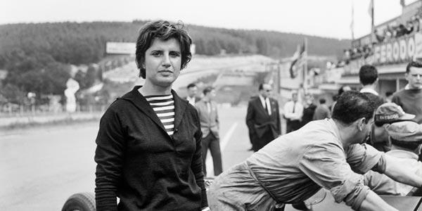 """""""Fangio told me I drove too fast"""""""
