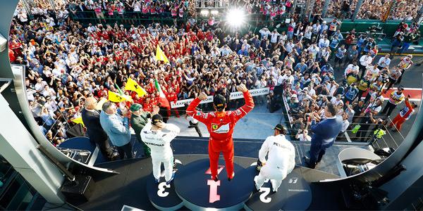 2017 Australian Grand Prix report