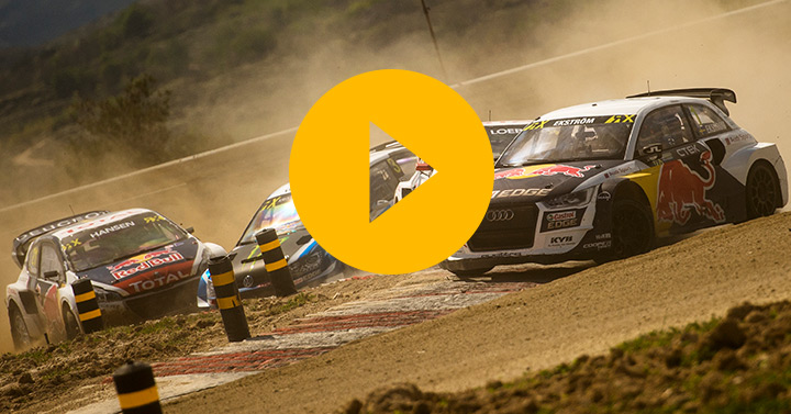 World Rallycross Supercar Final: Montalegre
