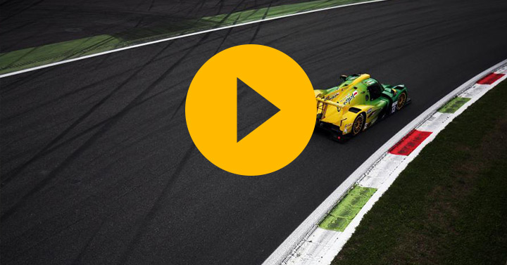 ELMS live from Monza