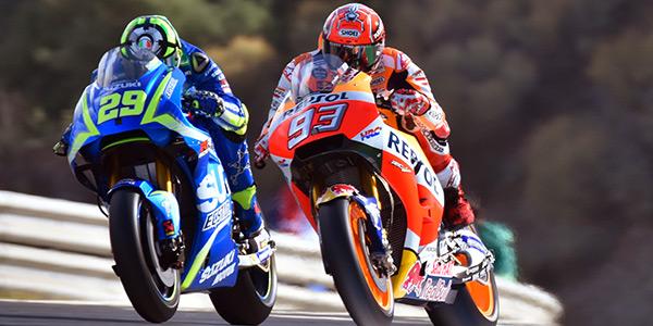 MotoGP of Spain in photos