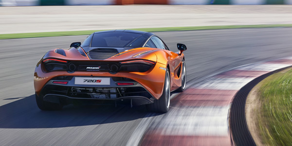 McLaren's market-leader – the 720S