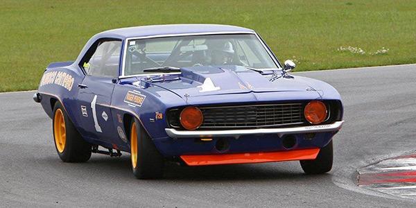 John Watson to drive Camaro Z28