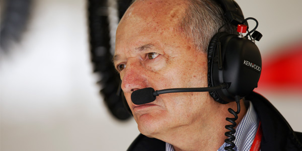 McLaren severs ties with Ron Dennis