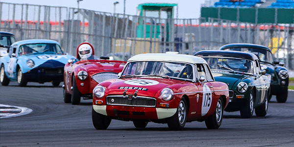 Among a record-breaking entry at Silverstone