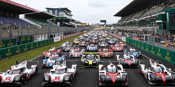 Dunlop's guide to Le Mans 2017