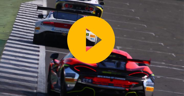 British GT Silverstone 500 live