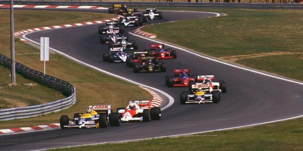 Classic Hungarian Grands Prix