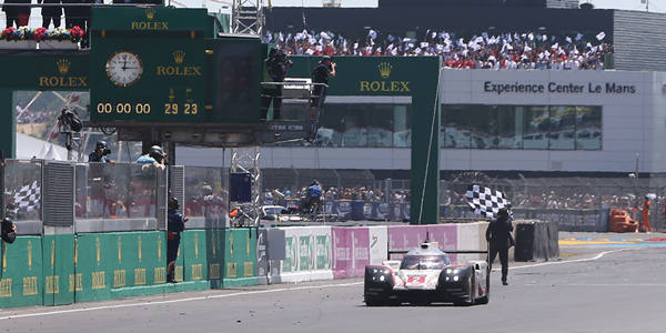 Why Porsche could pull the plug on LMP1