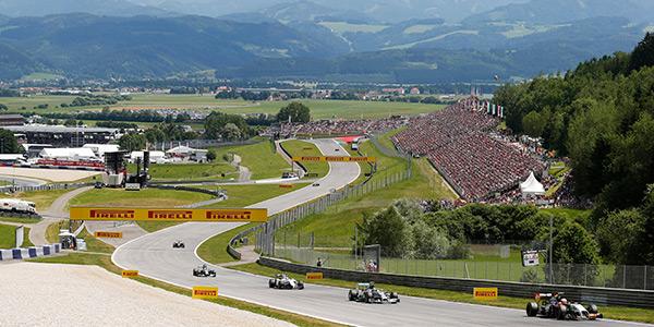 Classic Austrian Grands Prix