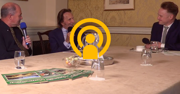 Emerson Fittipaldi: Royal Automobile Club Talk Show in association with Motor Sport