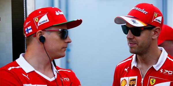Räikkönen stays for 2018, but what of Vettel?