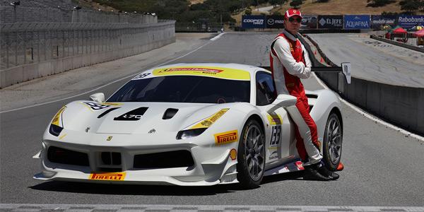 Michael Fassbender – racing driver?