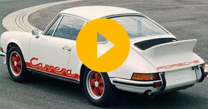 A history of the Porsche 911 2.7 RS | How to drive –­ Episode 1