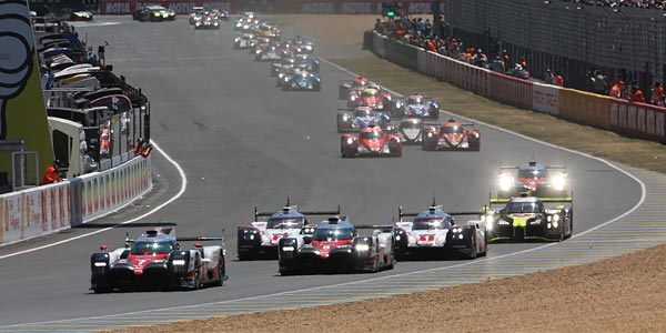 WEC announces revised format for 2018